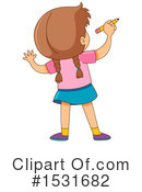 Girl Clipart #1531682 by Graphics RF