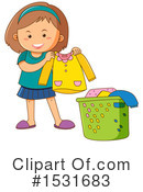 Girl Clipart #1531683 by Graphics RF