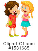 Girl Clipart #1531685 by Graphics RF
