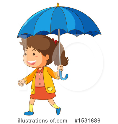 Girl Clipart #1531686 by Graphics RF