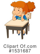 Girl Clipart #1531687 by Graphics RF
