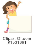 Girl Clipart #1531691 by Graphics RF