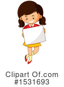 Girl Clipart #1531693 by Graphics RF