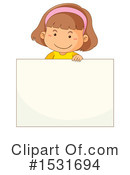 Girl Clipart #1531694 by Graphics RF