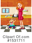 Girl Clipart #1531711 by Graphics RF