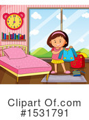 Girl Clipart #1531791 by Graphics RF