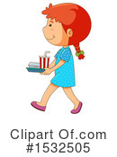 Girl Clipart #1532505 by Graphics RF