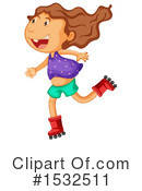 Girl Clipart #1532511 by Graphics RF