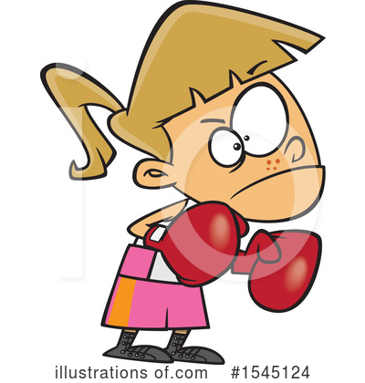 Boxing Clipart #1545124 by toonaday