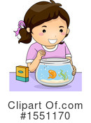Girl Clipart #1551170 by BNP Design Studio