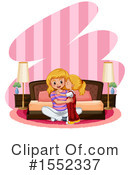 Girl Clipart #1552337 by Graphics RF