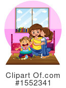 Girl Clipart #1552341 by Graphics RF