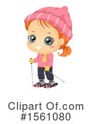Girl Clipart #1561080 by BNP Design Studio