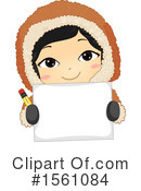 Girl Clipart #1561084 by BNP Design Studio