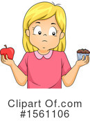 Girl Clipart #1561106 by BNP Design Studio