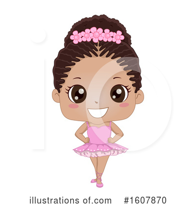 Royalty-Free (RF) Girl Clipart Illustration by BNP Design Studio - Stock Sample #1607870