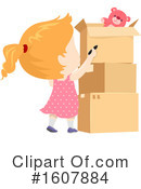 Girl Clipart #1607884 by BNP Design Studio