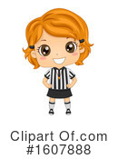Girl Clipart #1607888 by BNP Design Studio