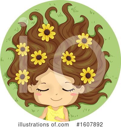 Royalty-Free (RF) Girl Clipart Illustration by BNP Design Studio - Stock Sample #1607892