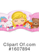 Girl Clipart #1607894 by BNP Design Studio