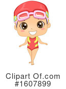Girl Clipart #1607899 by BNP Design Studio