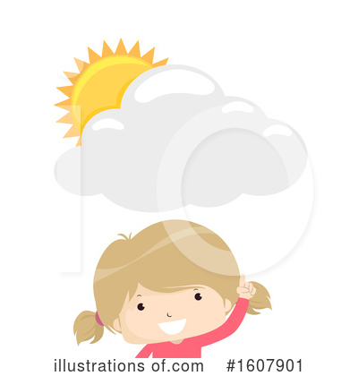Cloud Clipart #1607901 by BNP Design Studio