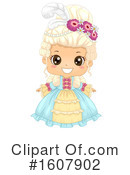 Girl Clipart #1607902 by BNP Design Studio