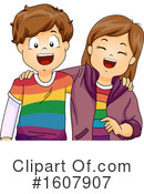 Girl Clipart #1607907 by BNP Design Studio