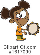 Girl Clipart #1617090 by toonaday