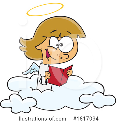 Cloud Clipart #1617094 by toonaday