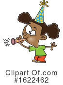 Girl Clipart #1622462 by toonaday