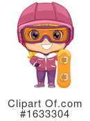 Girl Clipart #1633304 by BNP Design Studio