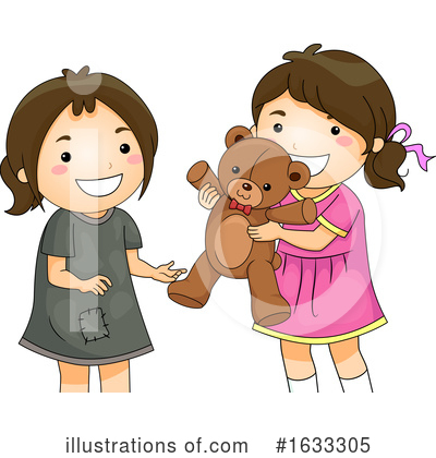 Royalty-Free (RF) Girl Clipart Illustration by BNP Design Studio - Stock Sample #1633305