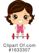 Girl Clipart #1633307 by BNP Design Studio