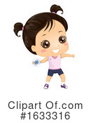 Girl Clipart #1633316 by BNP Design Studio