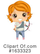 Girl Clipart #1633323 by BNP Design Studio