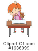 Girl Clipart #1636099 by Graphics RF