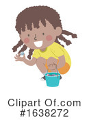 Girl Clipart #1638272 by BNP Design Studio