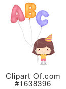 Girl Clipart #1638396 by BNP Design Studio