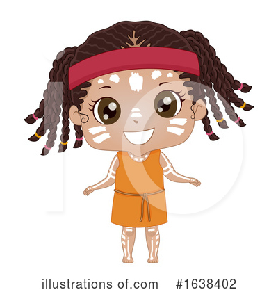 Royalty-Free (RF) Girl Clipart Illustration by BNP Design Studio - Stock Sample #1638402