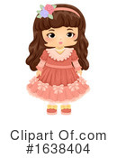 Girl Clipart #1638404 by BNP Design Studio