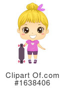 Girl Clipart #1638406 by BNP Design Studio