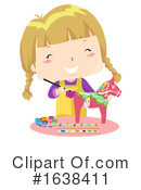 Girl Clipart #1638411 by BNP Design Studio