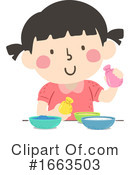 Girl Clipart #1663503 by BNP Design Studio