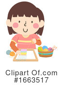Girl Clipart #1663517 by BNP Design Studio