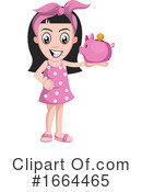 Girl Clipart #1664465 by Morphart Creations