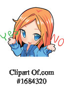 Girl Clipart #1684320 by mayawizard101