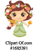 Girl Clipart #1685391 by BNP Design Studio