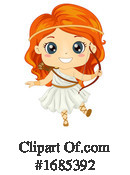 Girl Clipart #1685392 by BNP Design Studio