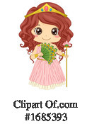 Girl Clipart #1685393 by BNP Design Studio